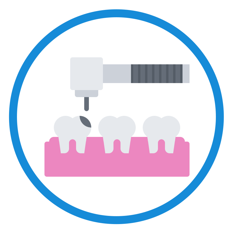tooth fix icon